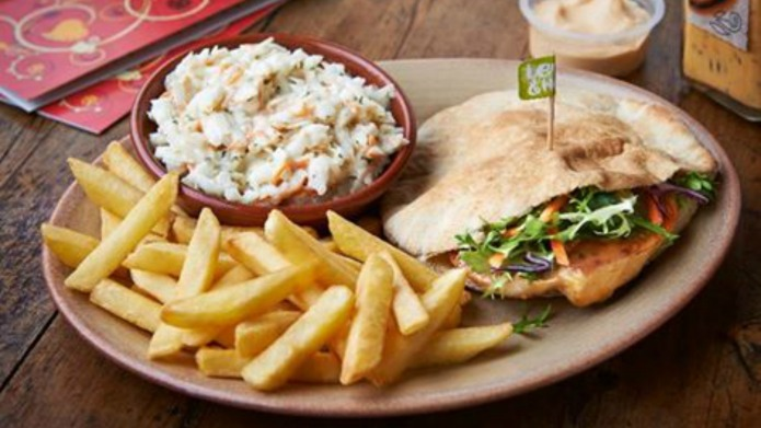 Brace yourselves: Nando's have added FOUR