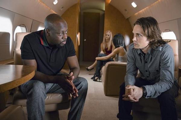 Avery flies to Atlanta with Dominic