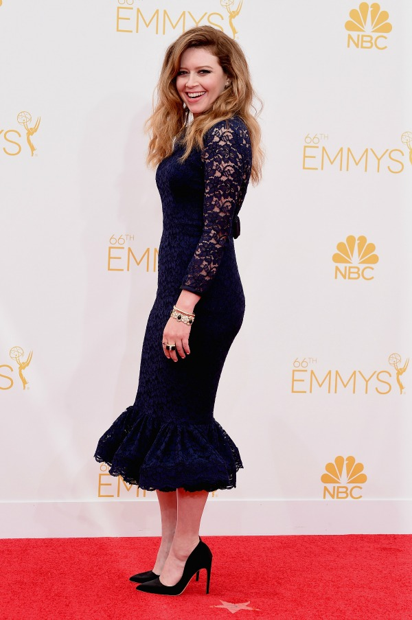 Natasha Lyonne at the Emmys