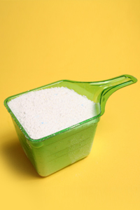 scoop of laundry soap