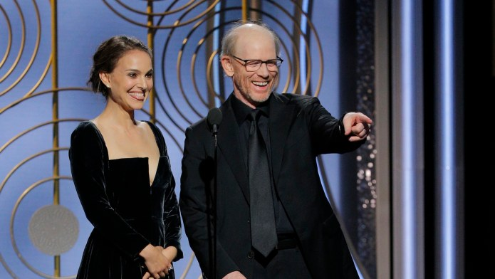Natalie Portman Won the Golden Globes