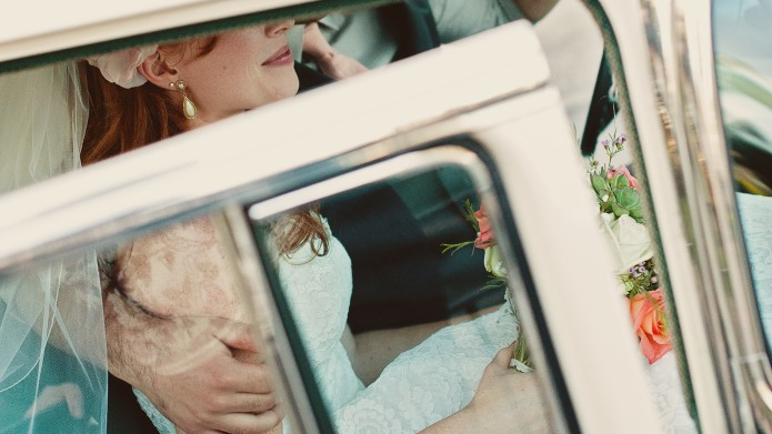 My first marriage was a disaster