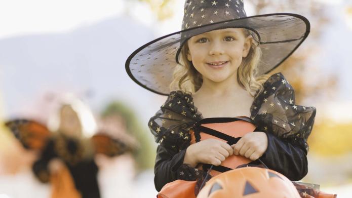 I'll never make a Halloween costume