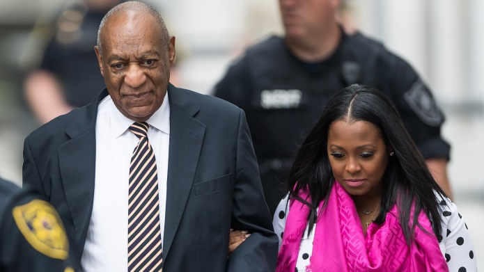 Bill Cosby Attempts to Look Sympathetic