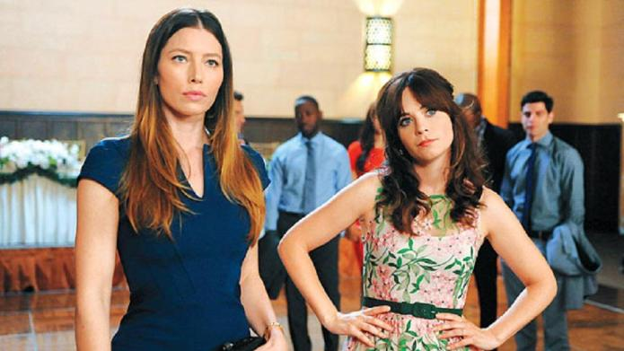 NEW GIRL: At the last wedding