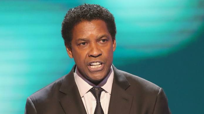 Denzel Washington's NAACP Speech Was For