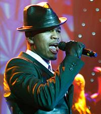 Ne-Yo singing