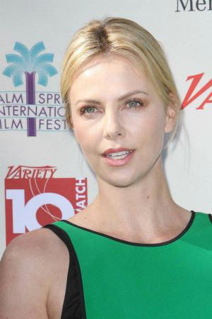 "Charlize Theron: Sexless in ""Mini-apple?"