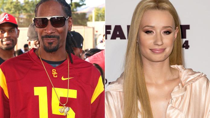 Snoop Dogg is publicly bullying Iggy