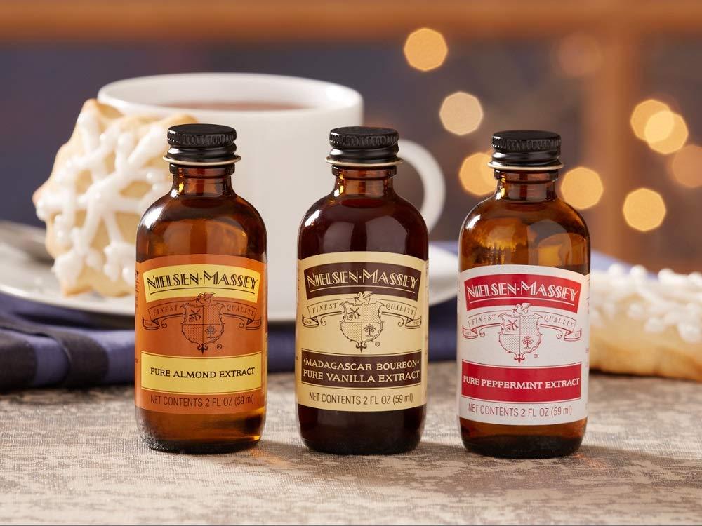 Nielsen-Massey Holiday Flavors Bundle