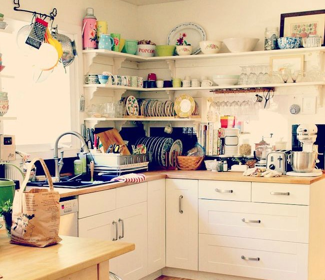 Nest Pretty Things kitchen