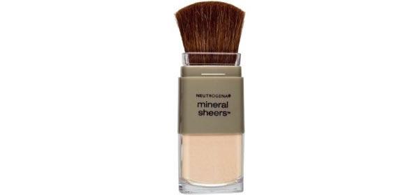 Neutrogena Mineral Sheers