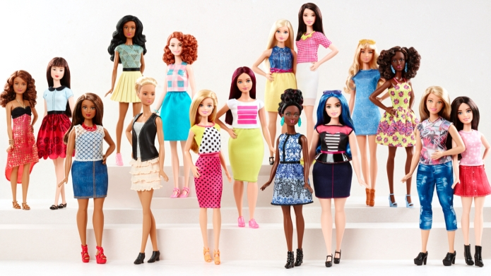 New 'curvy' Barbie will actually look