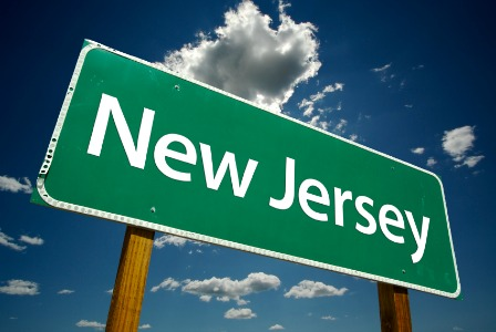 New Jersey sign