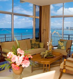 The New Otani Kaimana Beach Hotel, Honolulu