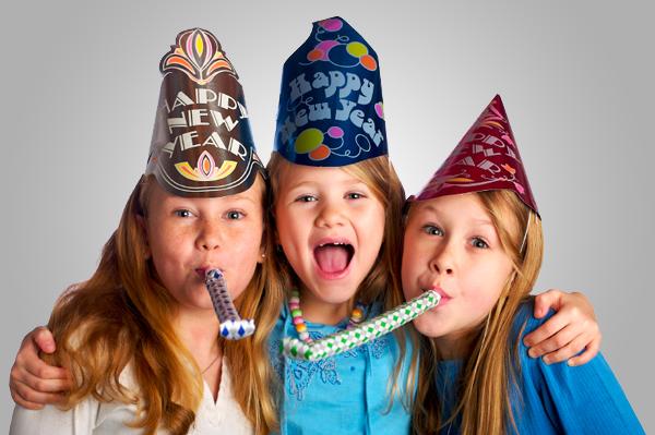 New Years Eve Kids