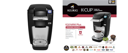 Keurig recalled machine