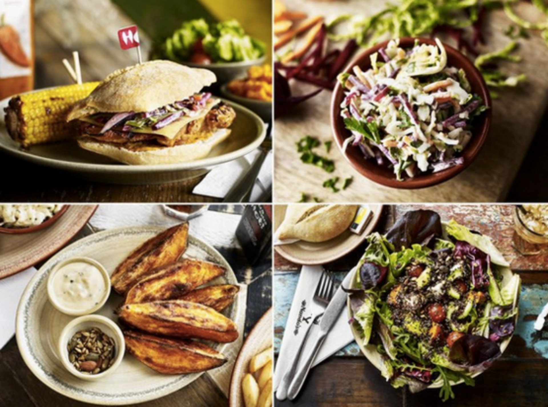 Nando's launches new menu with four new dishes
