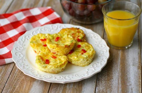 Gluten-free Friday: Mini crustless quiche with