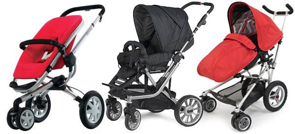 High end stroller showdown