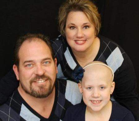 My child survived cancer
