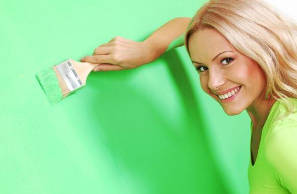 Painting your home's interior