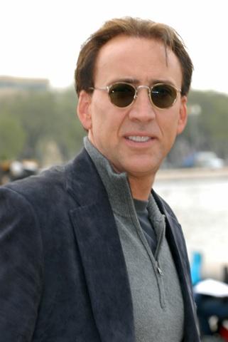 Nicolas Cage's Sorcerer's Apprentice has an accident