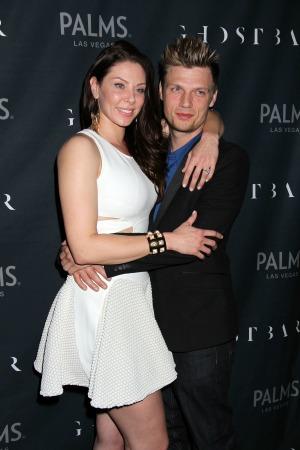 Nick Carter and Lauren Kitt are married