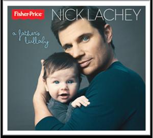 Nick Lachey's new lullaby album