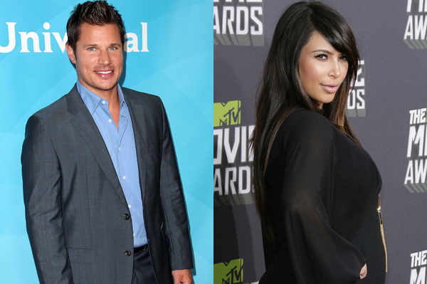Nick Lachey thinks Kim Kardashian used him for publicity
