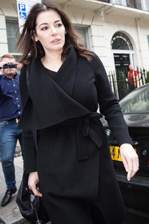 Nigella Lawson is devastated over divorce