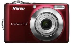 Nikon Coolpix L22 12.0 Megapixel Digital Camera