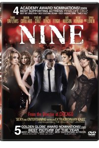 Nine debuts on DVD