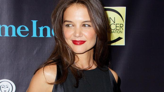 Katie Holmes gets hilarious cooking tips