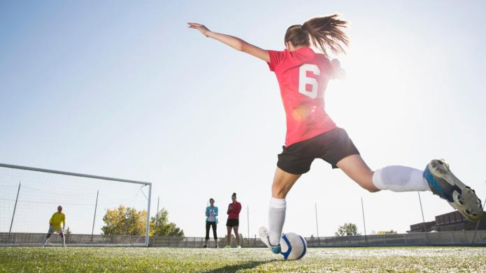 Concussions Linked to Period Irregularities in
