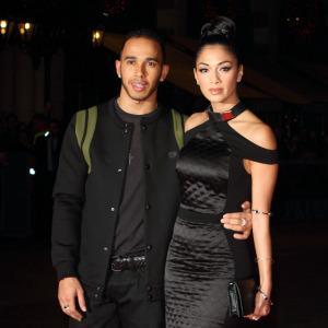 Are Lewis Hamilton and Nicole Scherzinger
