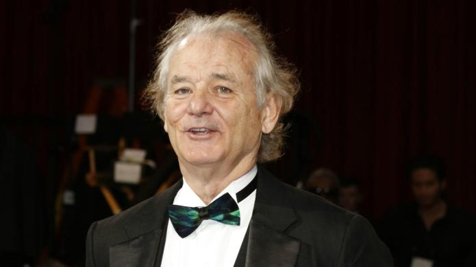VIDEO: Bill Murray crashes bachelor party