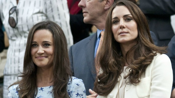 Pregnant & Sick Kate Middleton Is