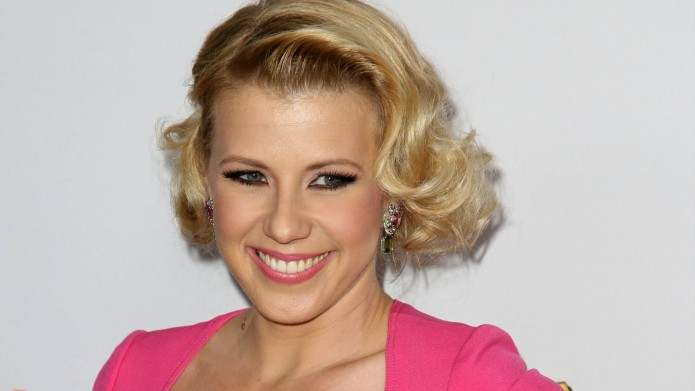 Jodie Sweetin gets an adorable surprise