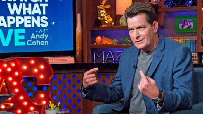 Charlie Sheen insults Rihanna — again