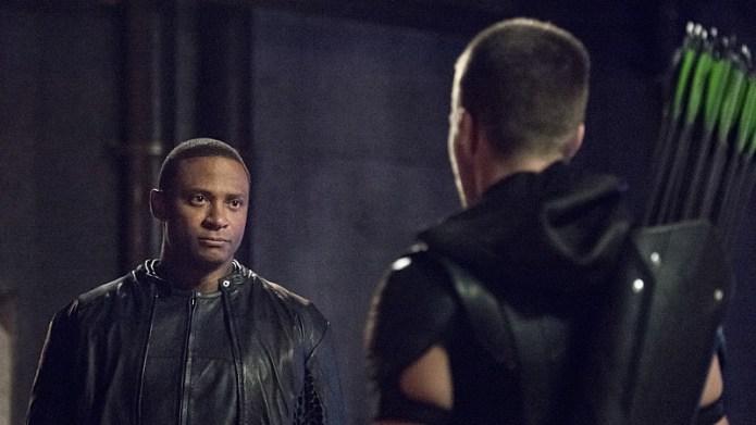 10 Reasons Arrow's bromance is way