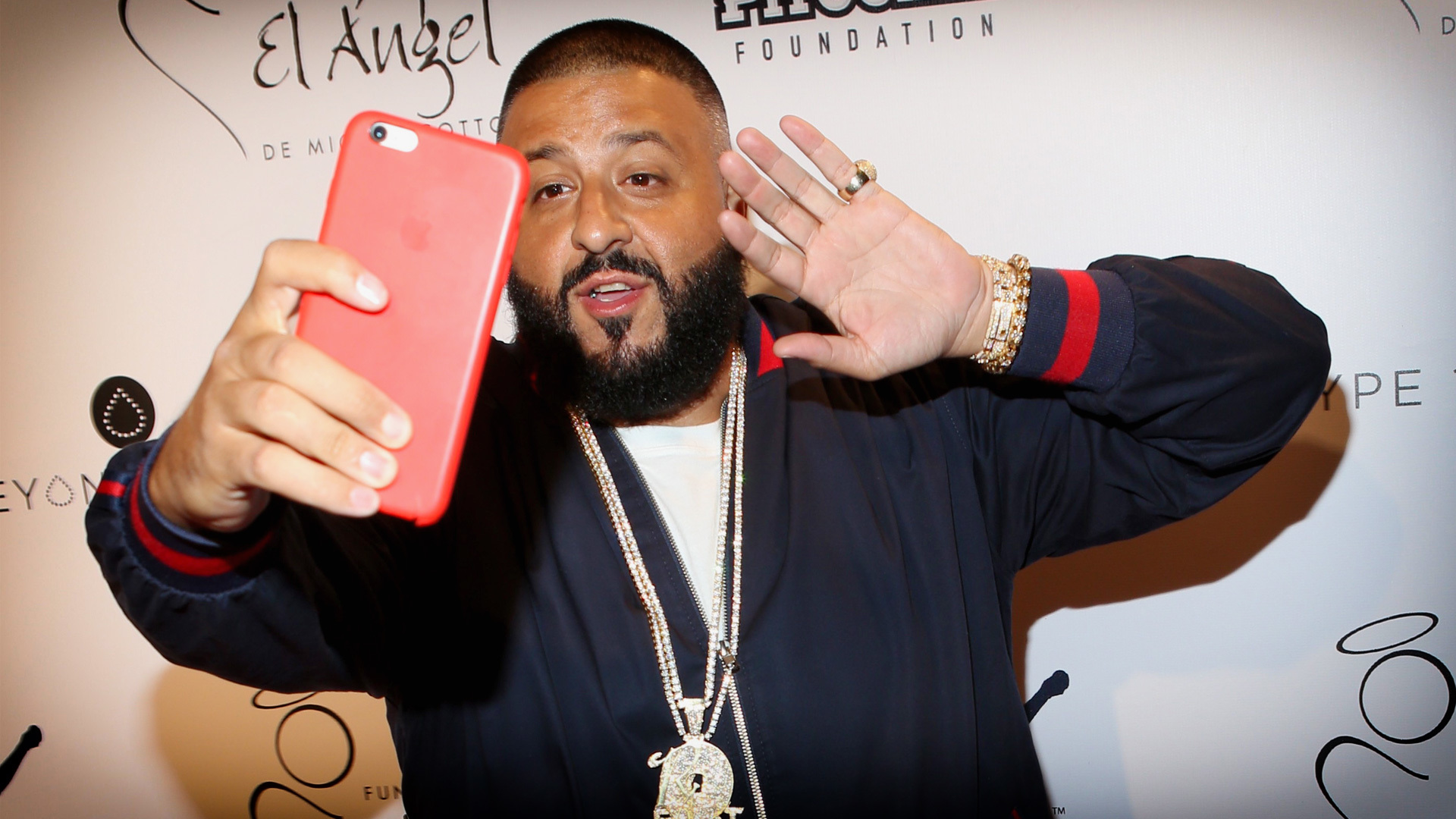 DJ Khaled Snapchatted His Kid's Birth, And Mothers