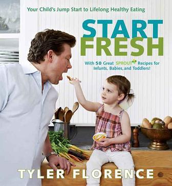 Start Fresh Horchata recipe for kids