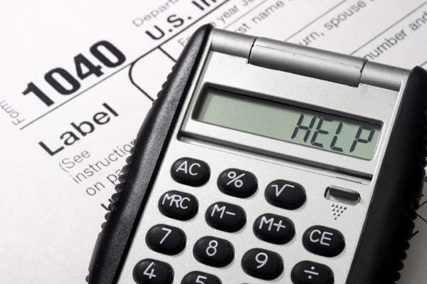 No stress, no rush tax tips - get organized!