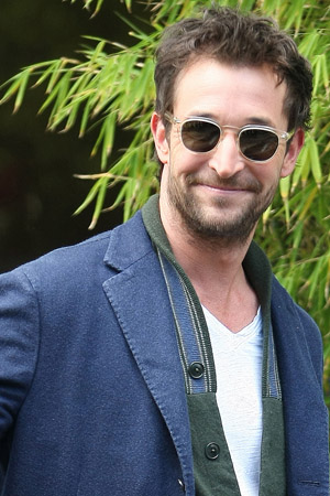 Noah Wyle arrested in Washington D.C.