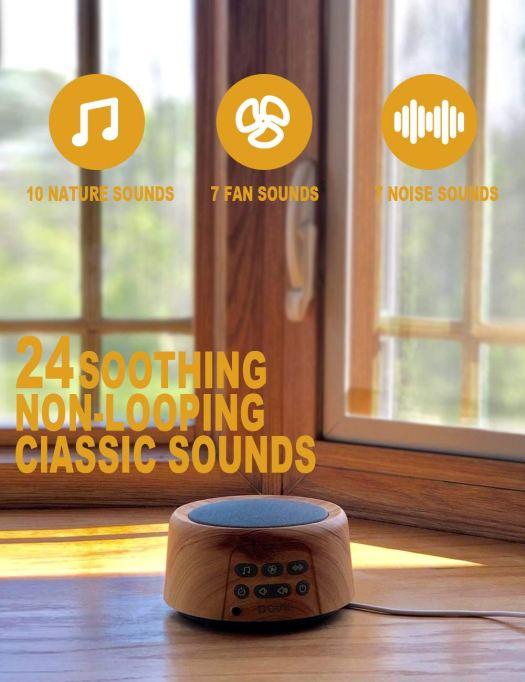 Gifts for better sleep | Douni Sleep Sound Machine