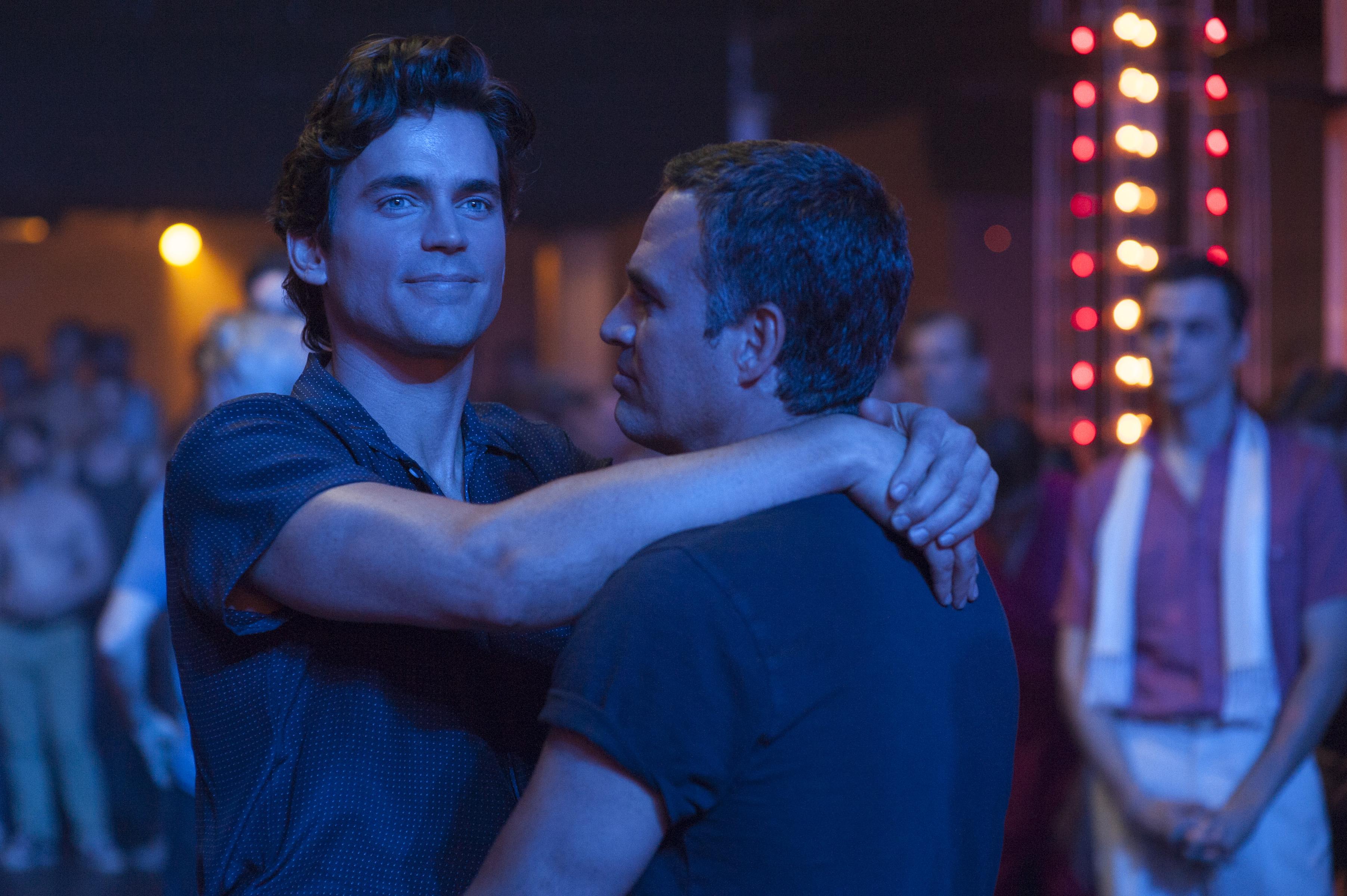 The Normal Heart, Mark Ruffalo, Matt Bomer