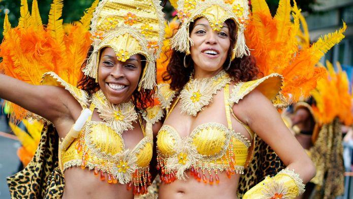 Notting Hill Carnival 2015: Britain's biggest