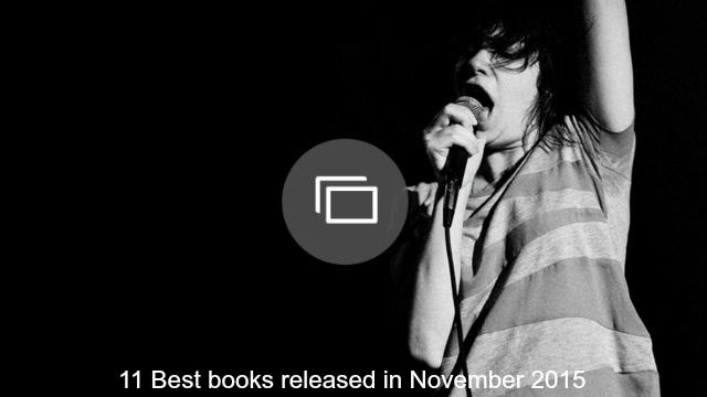 november books slideshow