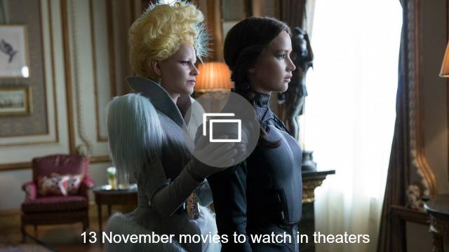 november movies slideshow